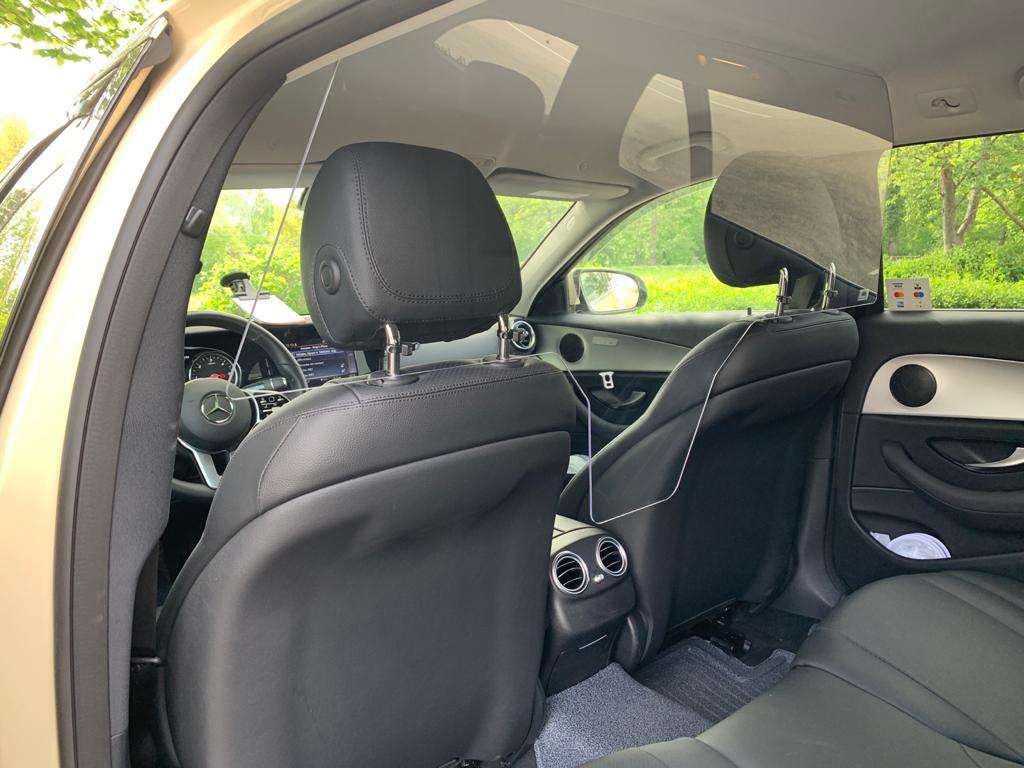 Taxi Fahren Corona